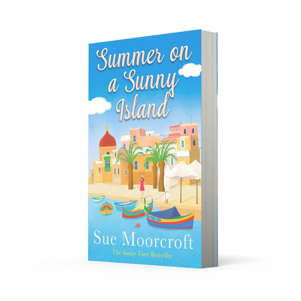 image of Summer on a Sunny Island